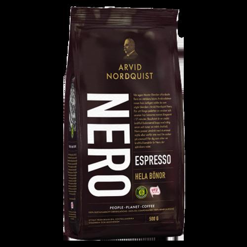 Arvid Nordquist Classic Espresso Nero kaffebönor 500g