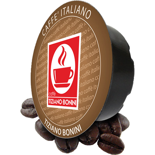 Caffè Bonini Classico kaffekapslar A Modo Mio 50st
