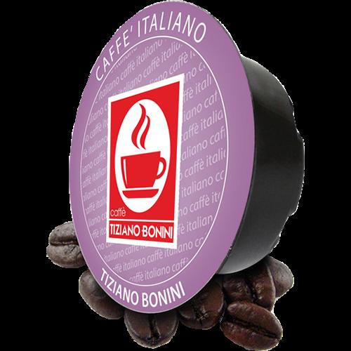 Caffè Bonini Seta A Modo Mio kaffekapslar 50st