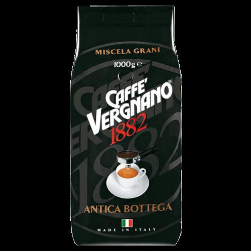 Caffè Vergnano Antica Bottega kaffebönor 1000g
