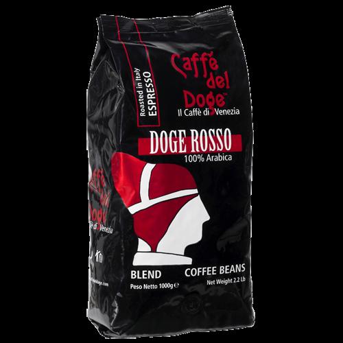 Caffè del Doge Rosso kaffebönor 1000g