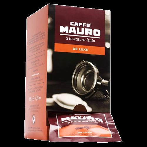 Caffè Mauro De Luxe kaffepods 18st