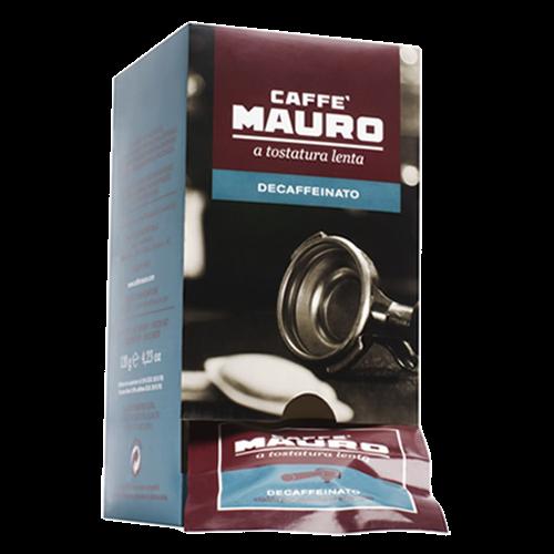 Caffè Mauro Decaffeinato kaffepods 18st