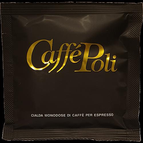 Caffè Poli SuperBar svarta kaffepods 1st