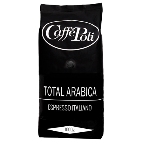 Caffè Poli 100% Arabica kaffebönor 1000g