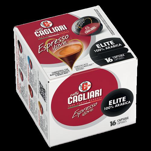 Cagliari Elite A Modo Mio kaffekapslar 16st