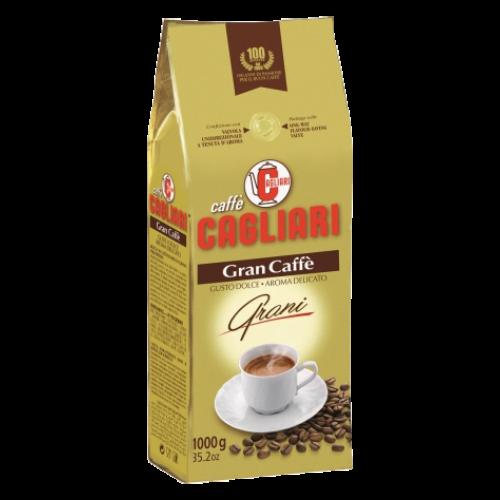 Cagliari Gran Caffè kaffebönor 1000g