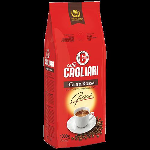Cagliari Gran Rossa kaffebönor 1000g