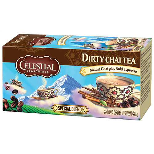 Bildresultat för dirty chai te