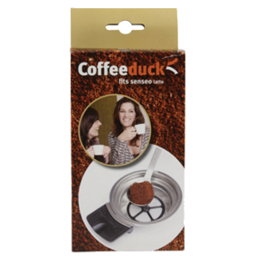 Coffeeduck till Senseo latte