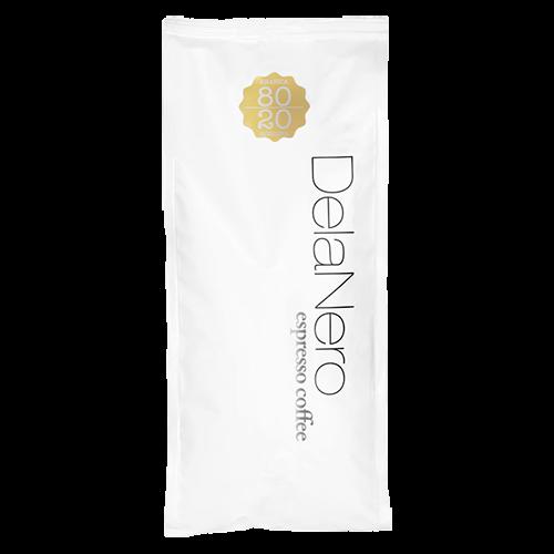 DelaNero Espresso 80/20 kaffebönor 500g