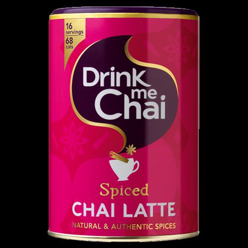 Drink Me Chai Latte Spiced pulver 250g