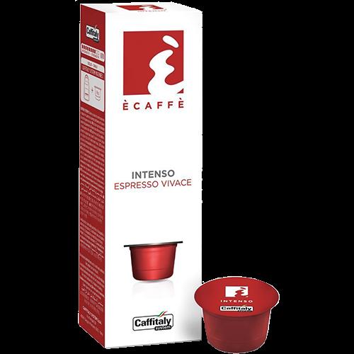 Ècaffè Intenso Caffitaly kaffekapslar 10st