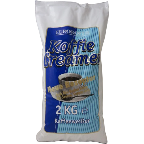 Eurokoffie mjölkpulver 2000g