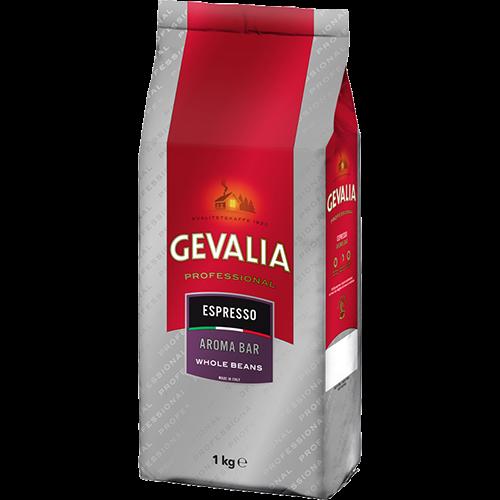 Gevalia Professional Espresso Aroma Bar kaffebönor 1000g