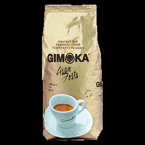 Gimoka Gran Festa kaffebönor 1000g