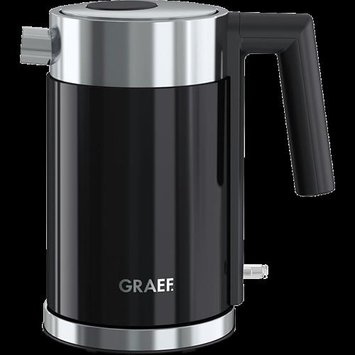 Graef vattenkokare svart 1 liter WK402