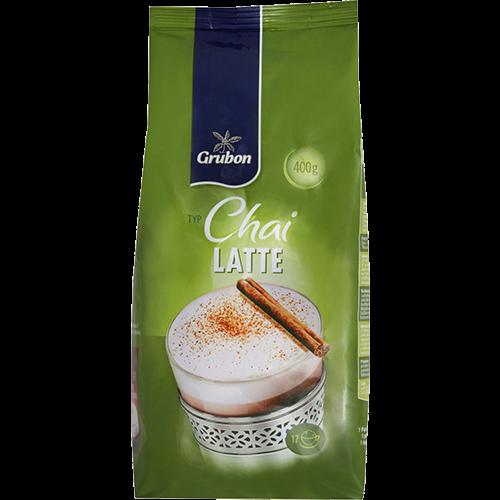 Grubon Chai Latte pulver 400g
