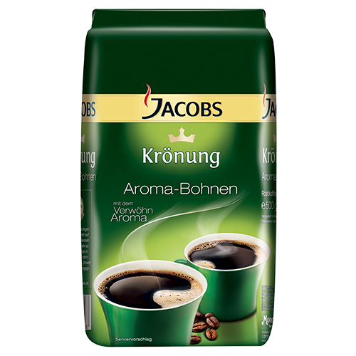 Jacobs Krönung Aroma kaffebönor 500g