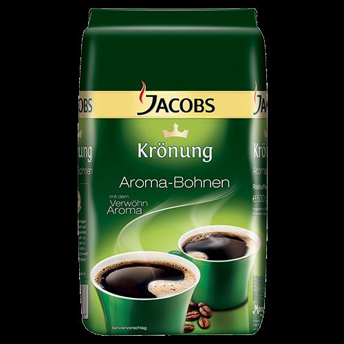 Jacobs Krönung Aroma kaffebönor 500g utgånget datum