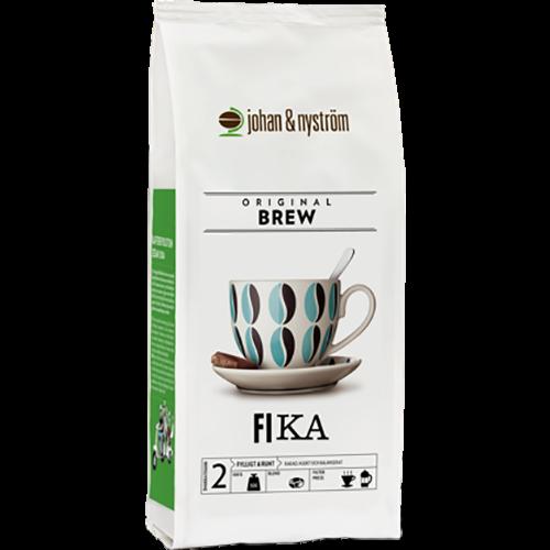 johan & nyström Fika kaffebönor 500g