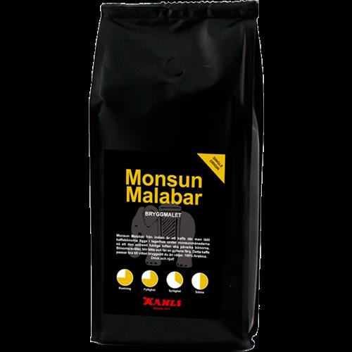 Kahls Monsun Malabar malet kaffe 250g