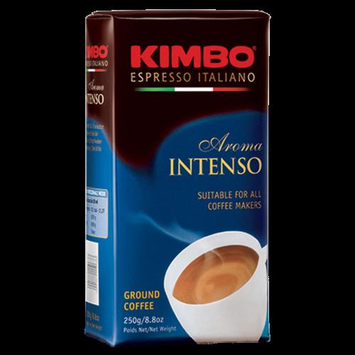 Kimbo Aroma Intenso malet kaffe 250g