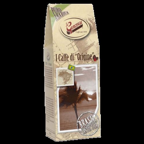 La Genovese Origin Brazil Santos Flor kaffebönor 250g