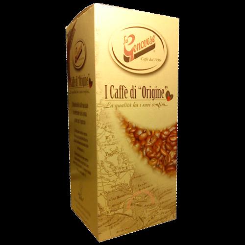 La Genovese Origin Guatemala Antigua kaffepods 25st