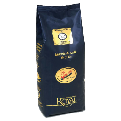 La Genovese Qualità Royal kaffebönor 1000g