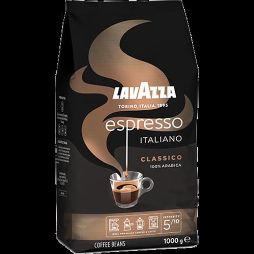Lavazza Espresso Italiano Classico kaffebönor 1000g