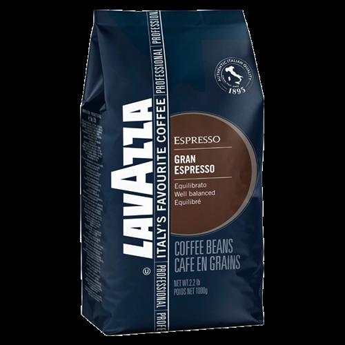 Lavazza Gran Espresso kaffebönor 1000g