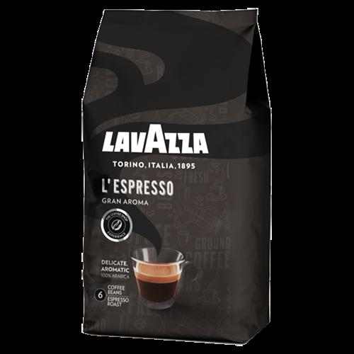 Lavazza Gran Aroma Bar kaffebönor 1000g