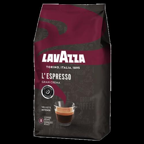 Lavazza Gran Crema kaffebönor 1000g