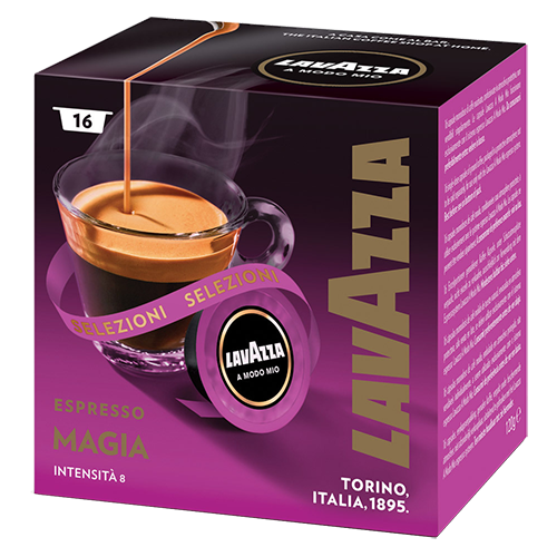 Lavazza A Modo Mio Espresso Magia kaffekapslar 16st