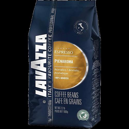 Lavazza Pienaroma kaffebönor 1000g