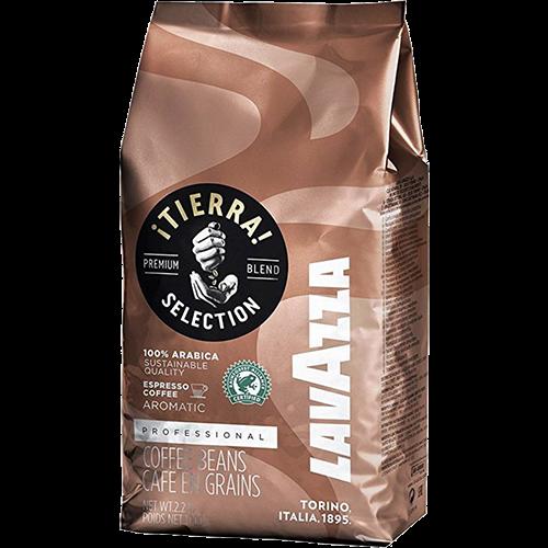 Lavazza Tierra kaffebönor 1000g