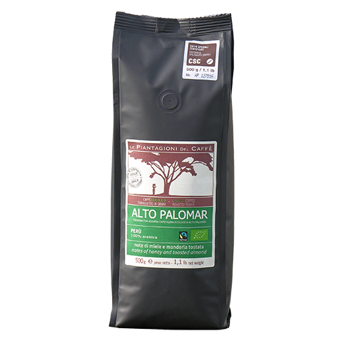 Le Piantagioni Del Caffè Alto Palomar kaffebönor 500g