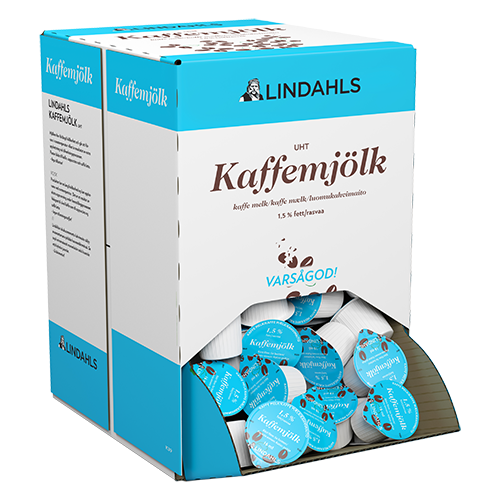 Lindahls Kaffemjölk 16ml x100