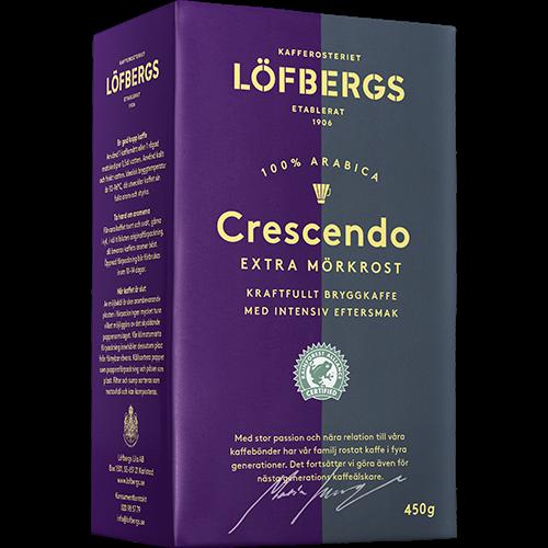 Löfbergs Lila Crescendo malet kaffe 450g