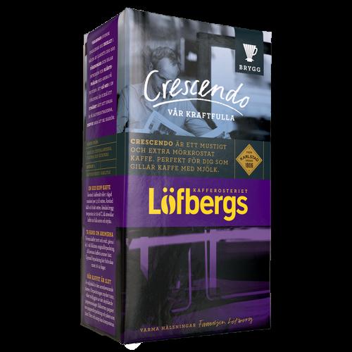 Löfbergs Lila Crescendo malet kaffe 500g