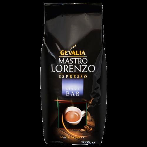 Mastro Lorenzo Aroma Bar kaffebönor 1000g