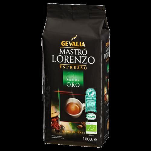 Mastro Lorenzo Aroma Oro kaffebönor 1000g