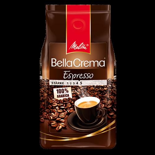 Melitta BellaCrema Espresso kaffebönor 1000g
