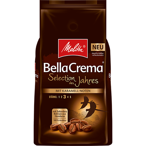 Melitta BellaCrema Selection of the year kaffebönor 1000g