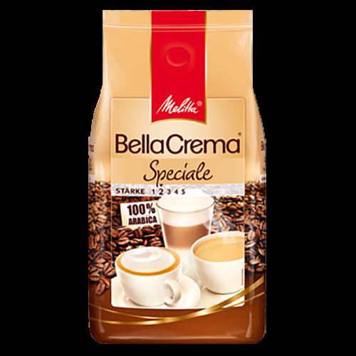 Melitta BellaCrema Speciale kaffebönor 1000g