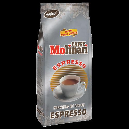 Molinari Espresso kaffebönor 1000g