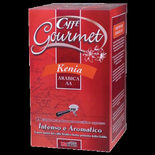 Molinari Kenia kaffepods 18st