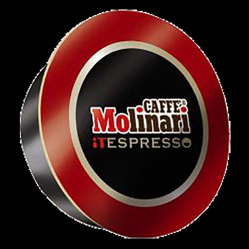 Molinari Blue Qualità Rosso kaffekapslar 100st