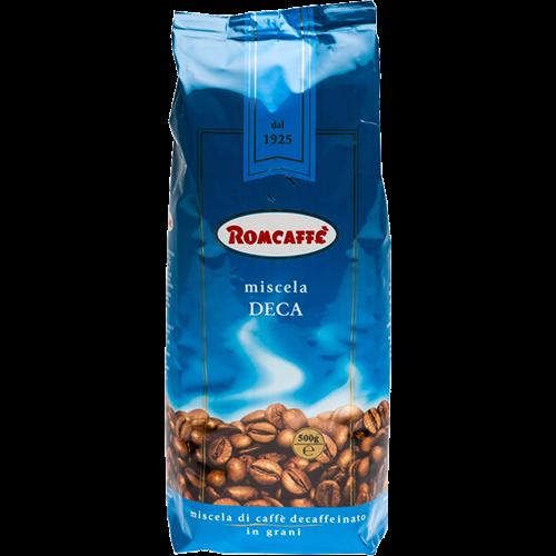 Monteriva Decaffeinato kaffebönor 500g utgånget datum